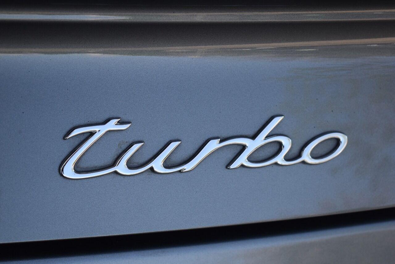 2008 Porsche 911 Turbo AWD 2dr Convertible full
