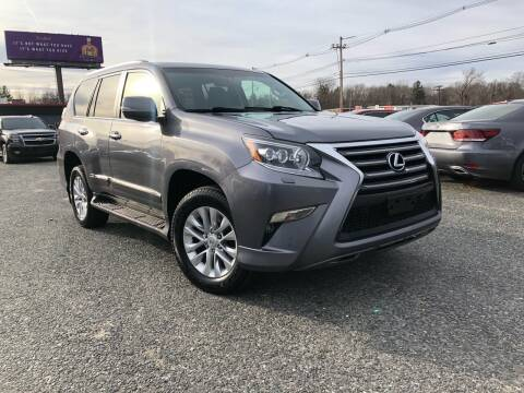2016 Lexus GX 460 for sale at Mass Motors LLC in Worcester MA