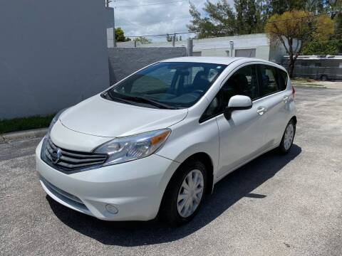 2014 Nissan Versa Note for sale at Best Price Car Dealer in Hallandale Beach FL