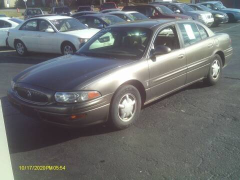 2000 Buick LeSabre for sale at Flag Motors in Columbus OH