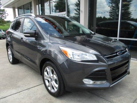 2015 Ford Escape for sale at Power On Auto LLC in Monroe NC