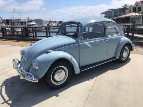 1967 Volkswagen Beetle for sale at Elite Dealer Sales in Costa Mesa CA