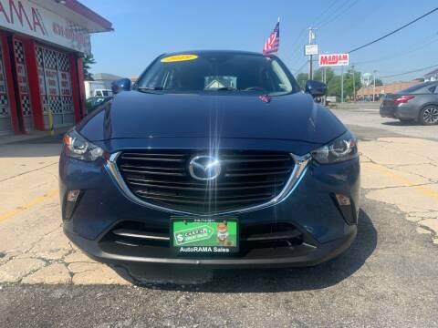 2019 Mazda CX-3 for sale at AUTORAMA SALES INC. in Farmingdale NY