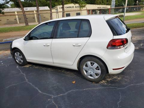 2010 Volkswagen Golf for sale at Bill Bailey's Affordable Auto Sales in Lake Charles LA