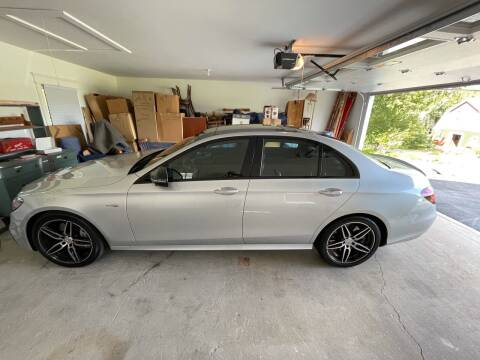 2018 Mercedes-Benz E-Class for sale at Dave's Garage Inc in Hampton NH