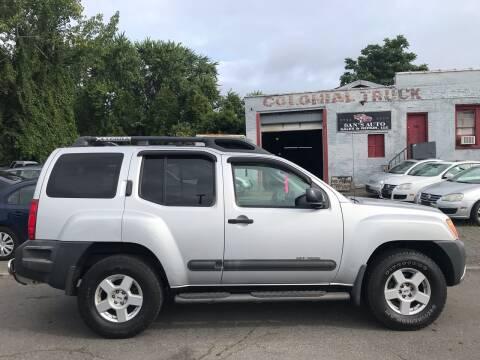 2006 Nissan Xterra for sale at Dan's Auto Sales and Repair LLC in East Hartford CT