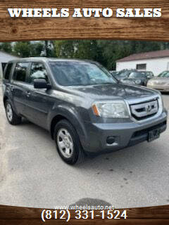 2011 Honda Pilot for sale at Wheels Auto Sales in Bloomington IN