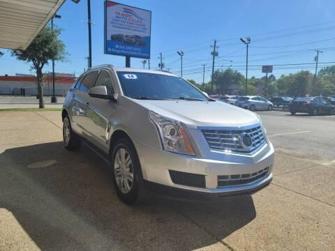 2014 Cadillac SRX for sale at Magic Auto Sales in Dallas TX