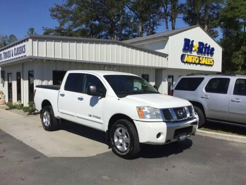 2006 Nissan Titan for sale at Bi Rite Auto Sales in Seaford DE
