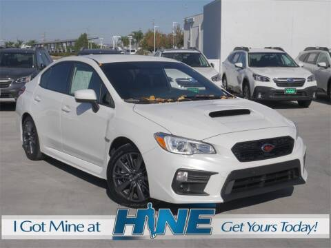 2019 Subaru WRX for sale at John Hine Temecula in Temecula CA