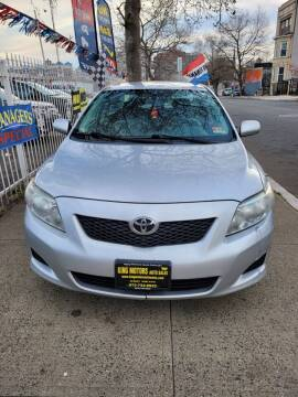 2009 Toyota Corolla for sale at KING MOTORS AUTO SALES, INC in Newark NJ