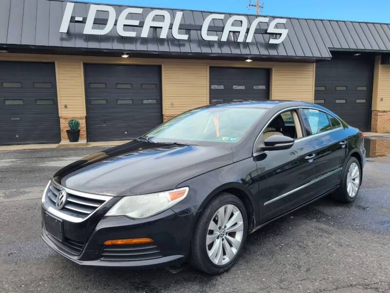 2012 Volkswagen CC for sale at I-Deal Cars in Harrisburg PA