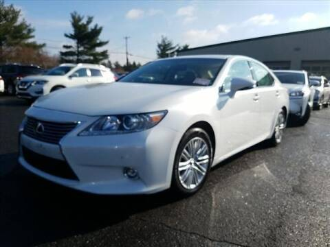 2014 Lexus ES 350 for sale at Auto Connection in Manassas VA