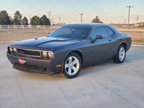 2014 Dodge Challenger for sale at Chihuahua Auto Sales in Perryton TX
