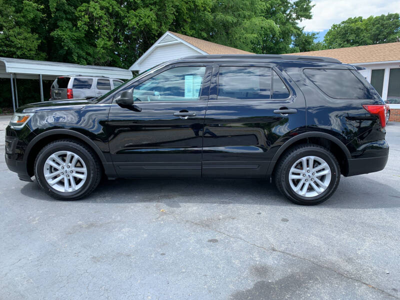 2017 Ford Explorer for sale at Simple Auto Solutions LLC in Greensboro NC