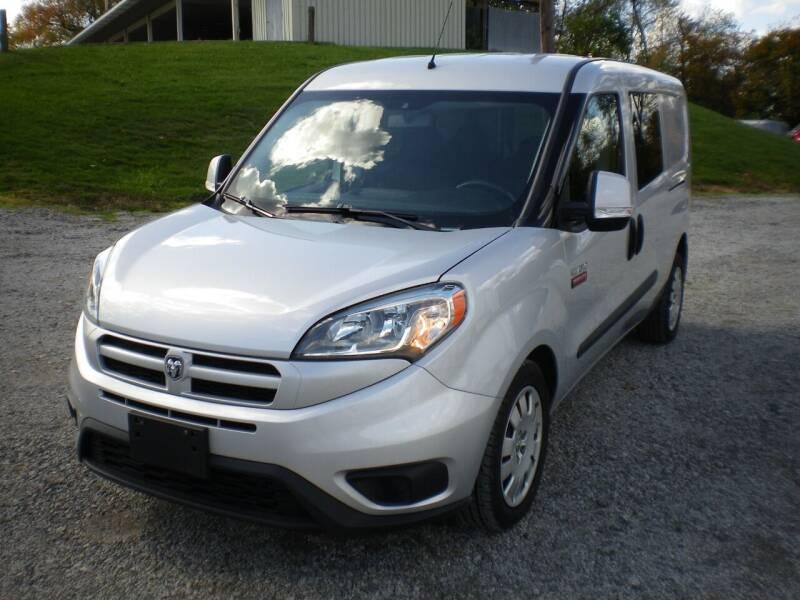 2016 RAM ProMaster City Wagon SLT 4dr Mini-Van - Barnesville OH