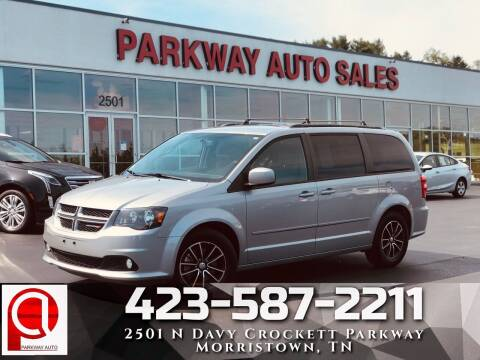 2017 Dodge Grand Caravan for sale at Parkway Auto Sales, Inc. in Morristown TN