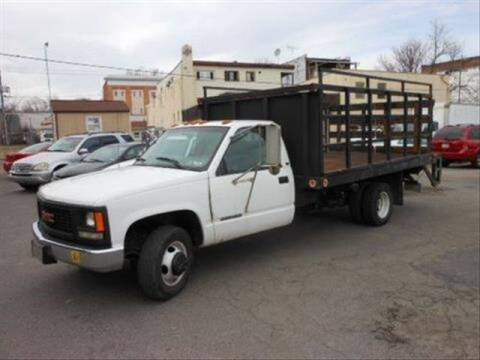 2000 GMC Sierra 3500 for sale at CASTLE AUTO AUCTION INC. in Scranton PA