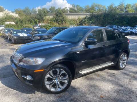 2012 BMW X6 for sale at Car Online in Roswell GA