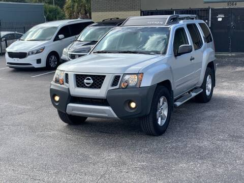 2009 Nissan Xterra for sale at GREAT DEAL AUTO in Tampa FL