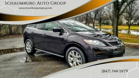 2008 Mazda CX-7 for sale at Schaumburg Auto Group in Schaumburg IL
