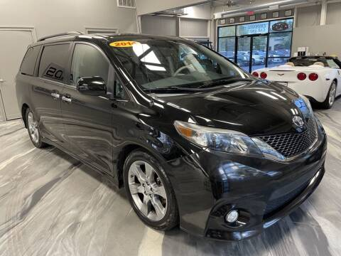 2014 Toyota Sienna for sale at Crossroads Car & Truck in Milford OH
