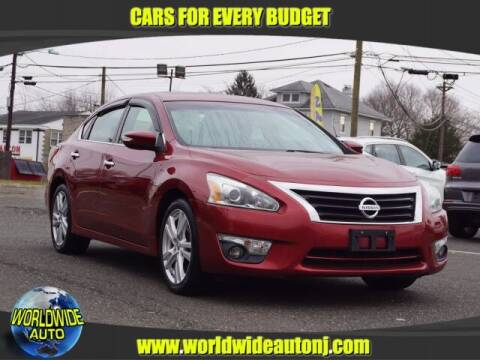 2013 Nissan Altima for sale at Worldwide Auto in Hamilton NJ