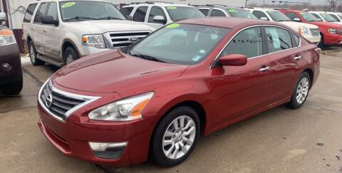 2015 Nissan Altima for sale at De Anda Auto Sales in South Sioux City NE