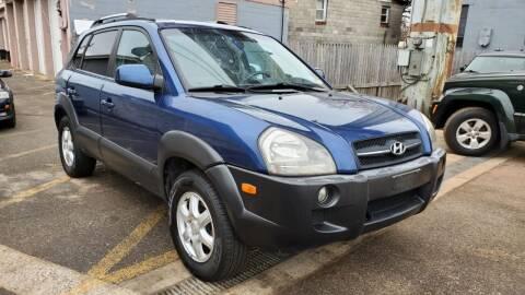 2005 Hyundai Tucson for sale at MFT Auction in Lodi NJ