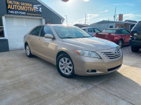 2007 Toyota Camry for sale at Dalton George Automotive in Marietta OH