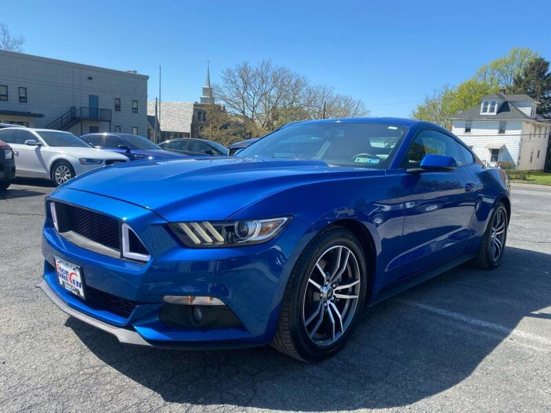 2017 Ford Mustang for sale at 1NCE DRIVEN in Easton PA