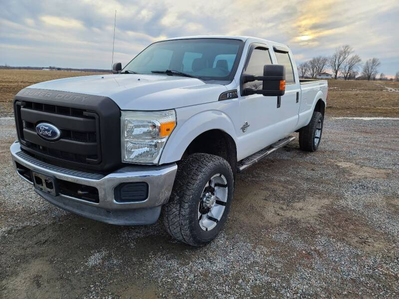 2011 Ford F-250 Super Duty for sale at Shinkles Auto Sales & Garage in Spencer WI
