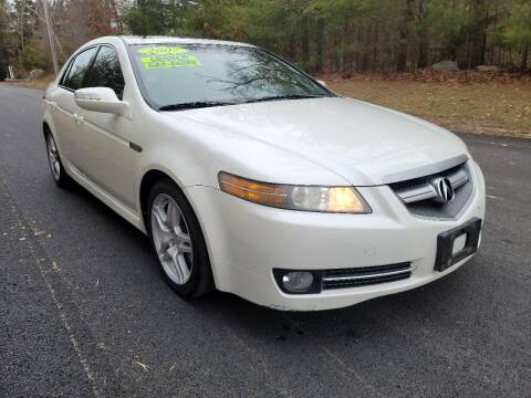 2007 Acura TL for sale at Showcase Auto & Truck in Swansea MA