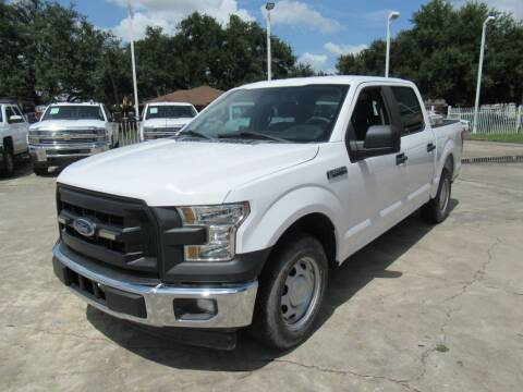 2017 Ford F-150 for sale at Lone Star Auto Center in Spring TX