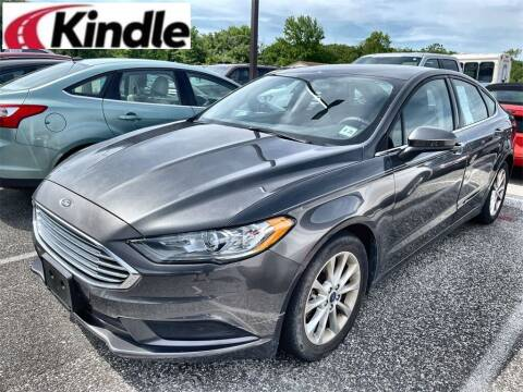 2017 Ford Fusion for sale at Kindle Auto Plaza in Middle Township NJ
