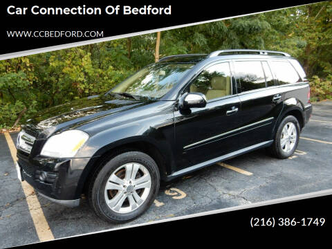 2009 Mercedes-Benz GL-Class for sale at Car Connection of Bedford in Bedford OH