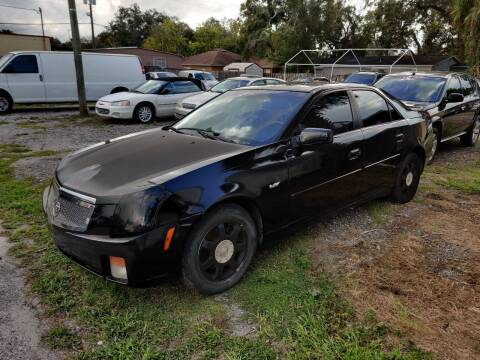 2005 Cadillac CTS for sale at Advance Import in Tampa FL