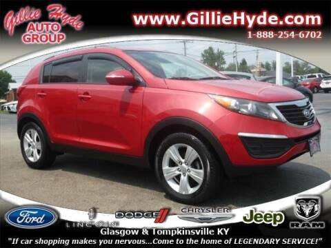 2011 Kia Sportage for sale at Gillie Hyde Auto Group in Glasgow KY