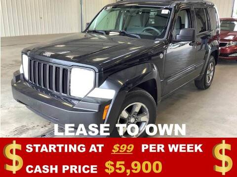2008 Jeep Liberty for sale at Auto Mart USA in Kansas City MO