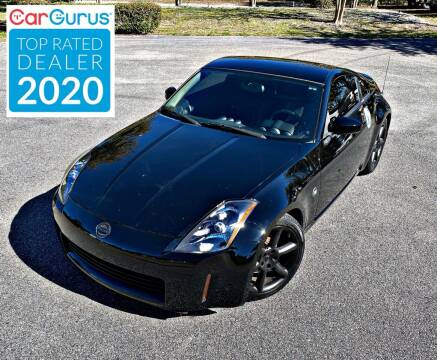 2003 Nissan 350Z for sale at Brothers Auto Sales of Conway in Conway SC