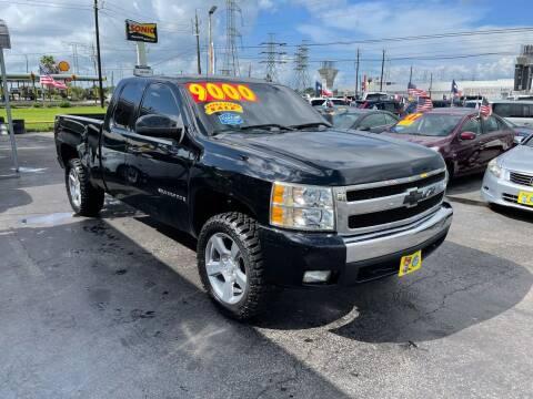 2008 Chevrolet Silverado 1500 for sale at Texas 1 Auto Finance in Kemah TX