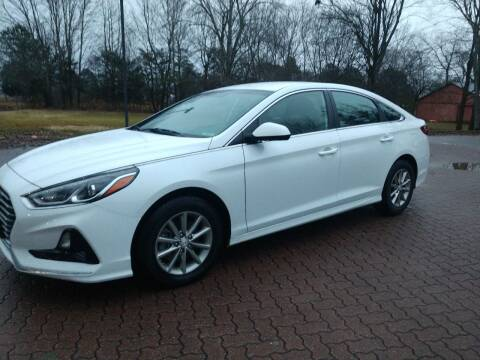 2018 Hyundai Sonata for sale at CARS PLUS in Fayetteville TN