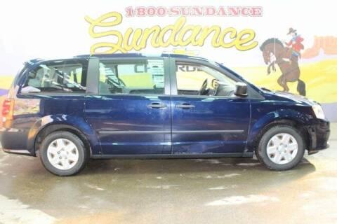 2012 Dodge Grand Caravan for sale at Sundance Chevrolet in Grand Ledge MI