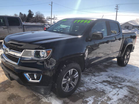 2015 Chevrolet Colorado for sale at Don's Sport Cars in Hortonville WI