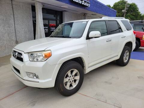 2010 Toyota 4Runner for sale at el camino auto sales in Gainesville GA