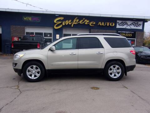 2008 Saturn Outlook for sale at Empire Auto Sales in Sioux Falls SD