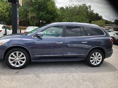 2014 Buick Enclave for sale at DeWitt Motor Sales in Sarasota FL