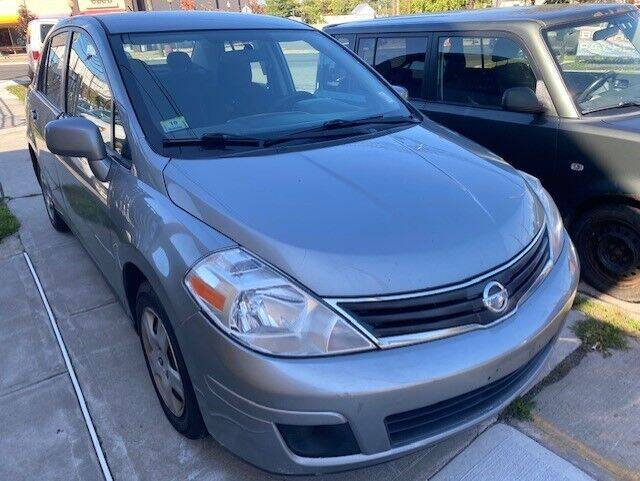 2011 Nissan Versa for sale at Auto Legend Inc in Linden NJ