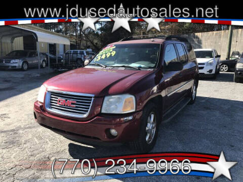 2006 GMC Envoy XL for sale at J D USED AUTO SALES INC in Doraville GA