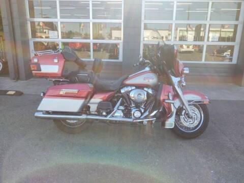2005 Harley-Davidson FLHTCUI for sale at Goodfella's  Motor Company in Tacoma WA